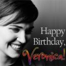 Happy Birthday @VeroniaRoth!