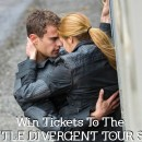 Win Tickets To The SEATTLE @Divergent Tour Stop