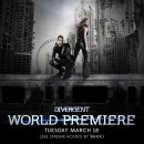 #Divergent Premiere LIVE on Yahoo Movies