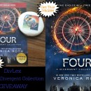 {GIVEAWAY} Enter To Win A Two Part #Four: A Divergent Collection Prize Pack!
