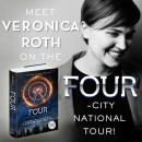 {Book News}: @VeronicaRoth Announces a #FOUR City National Tour