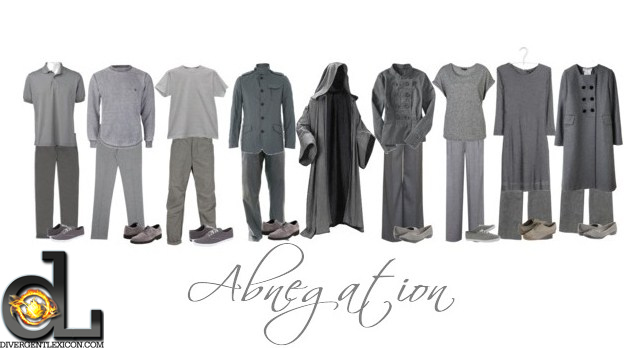 Abnegation Clothing