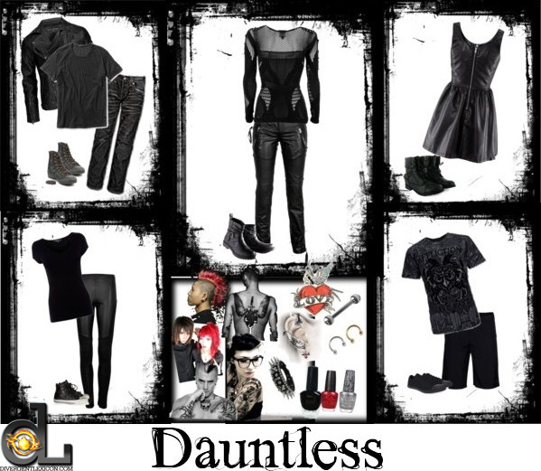Dauntless Divergent http://www.divergentlexicon.com/factions/dauntless