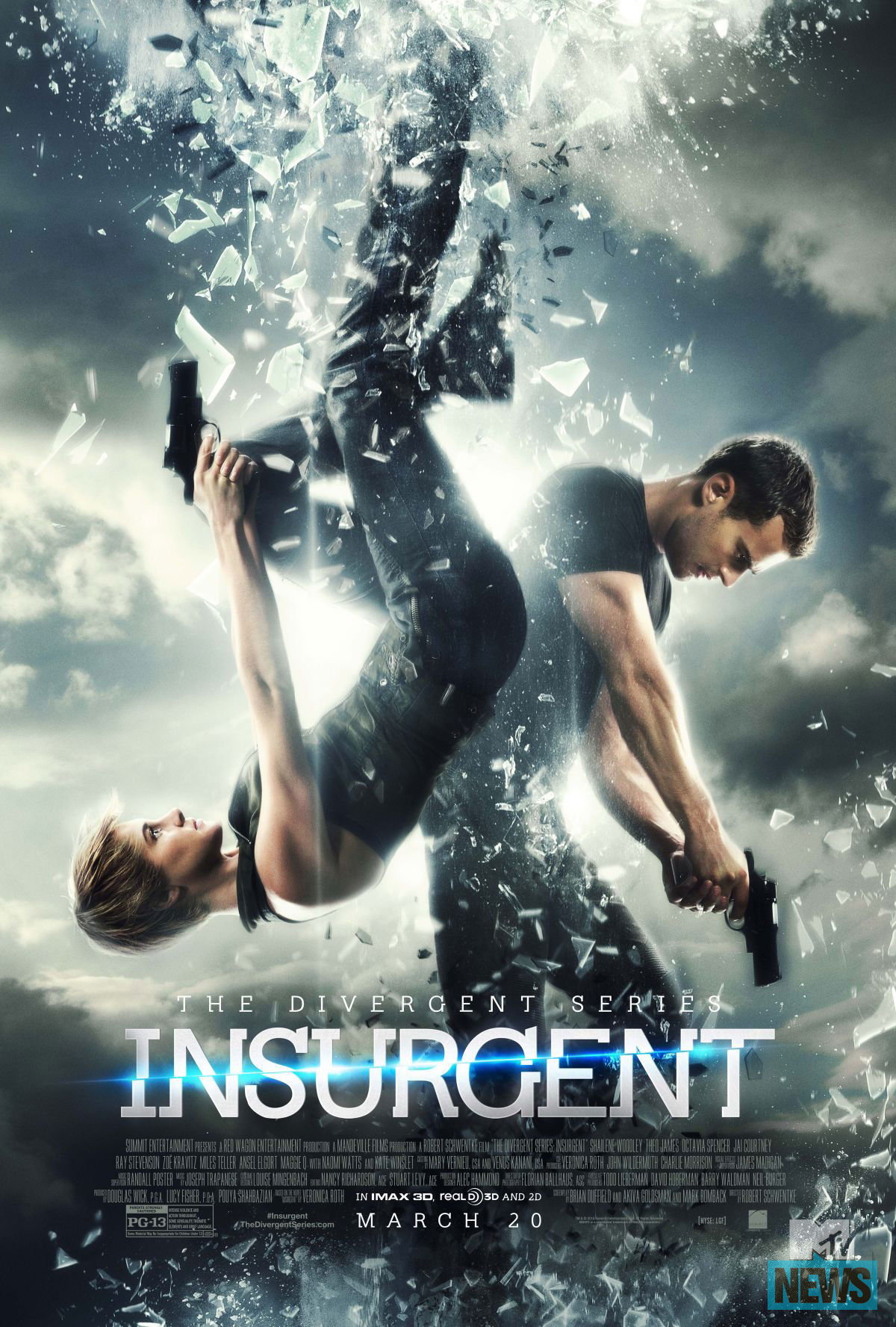 {Movie & Book News}: New #Insurgent Poster, Cover ... Pacific Rim Blu Ray Cover